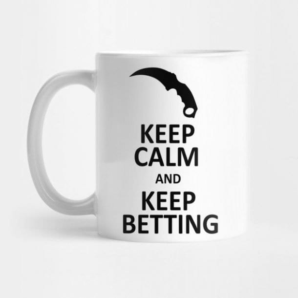 matched betting mug betting